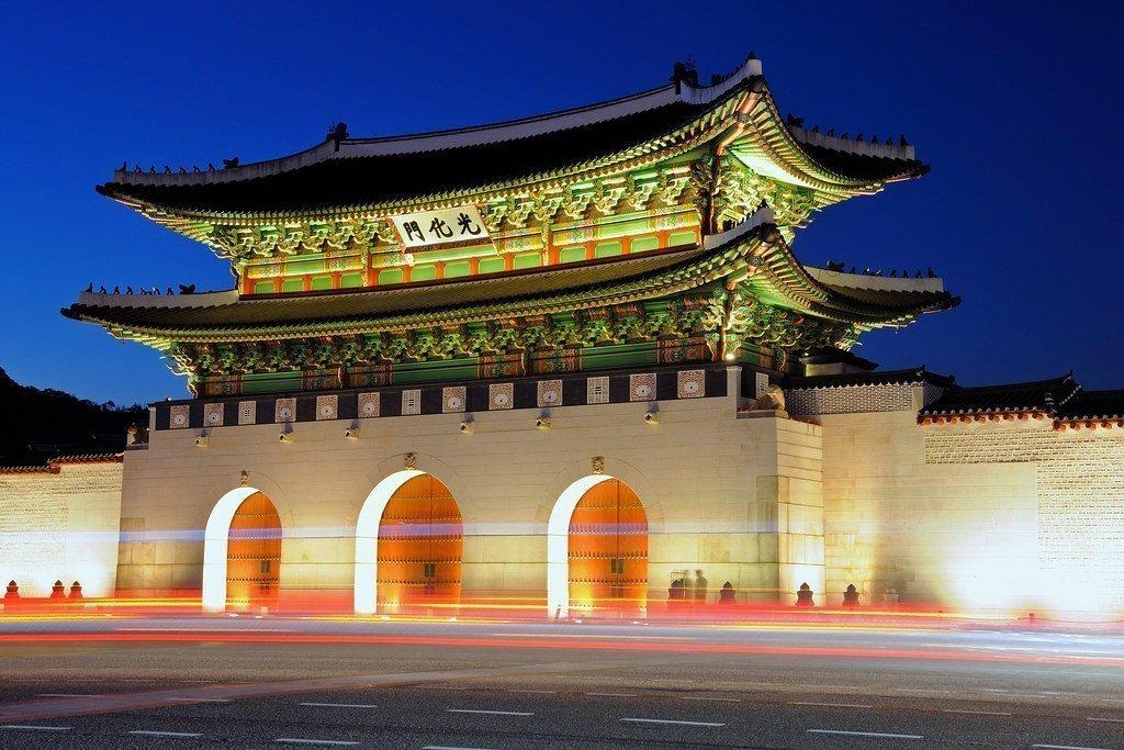 Gyeongbokgung Palace - a must see sight