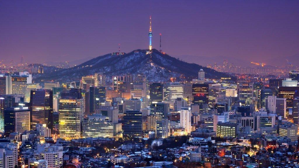 N Seoul Tower, Seoul, South Korea