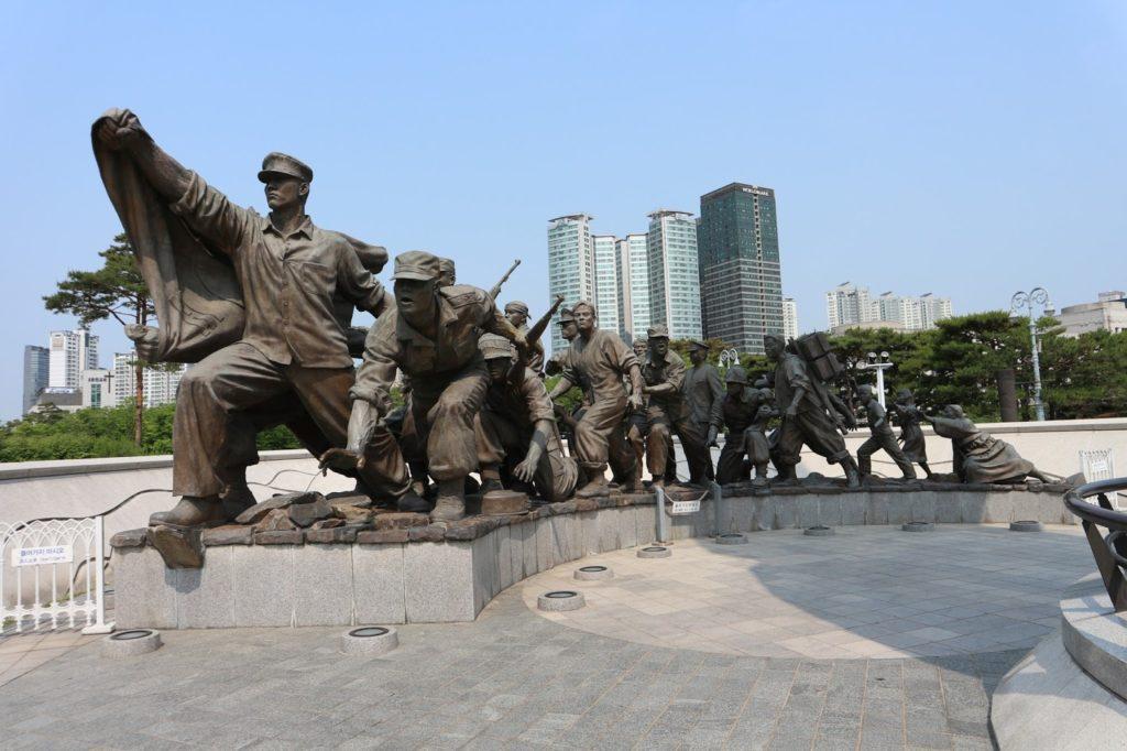 War Memorial of Korea, Seoul, South Korea