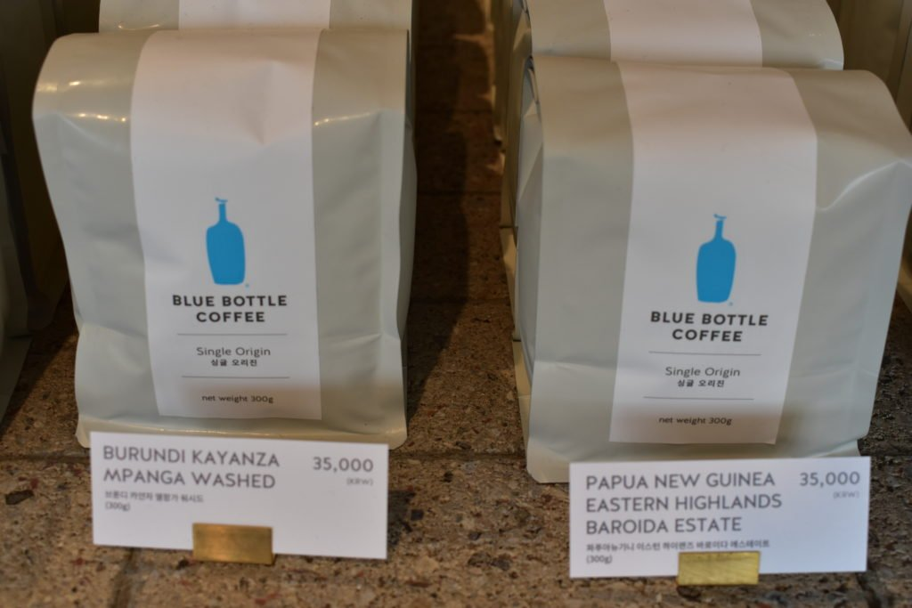 Blue Bottle Coffee Beans for sale