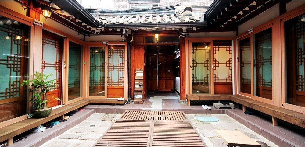 Beautiful Hanok Homestays in Bukchon Hanok Village, Seoul, South Korea