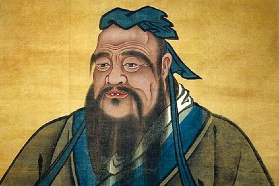 Confucius, who had a big influence on the development of Korean Etiquette