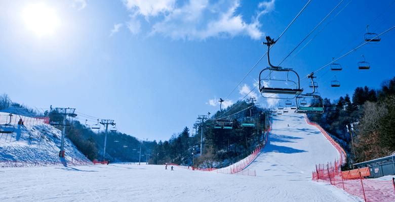 Elysian Gangchon Ski Resort In Korea