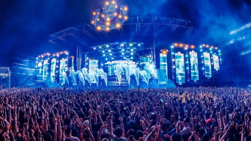 Ultra Korea Music Festival