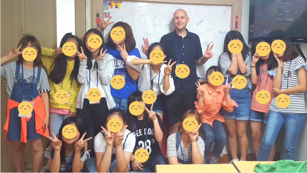 My experience teaching English In Korea with EPIK