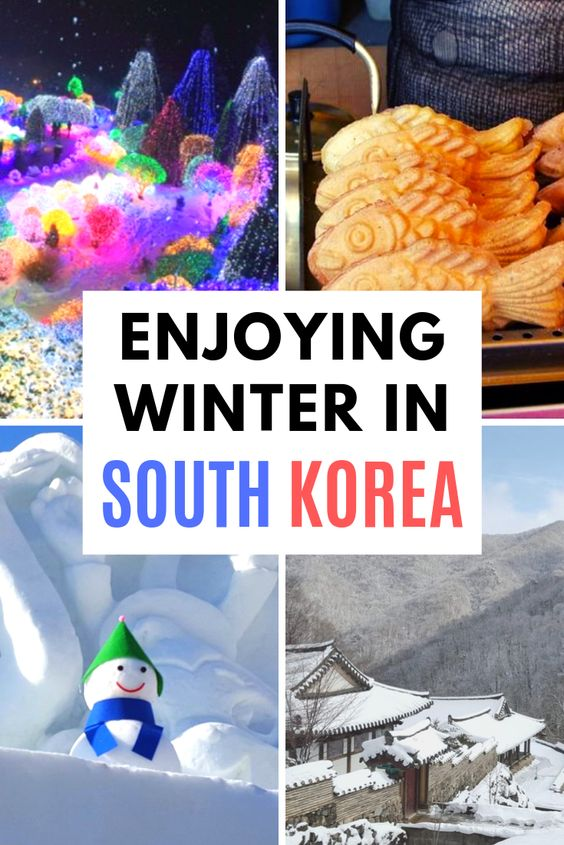 Winter In Korea Pinterest Pin 2