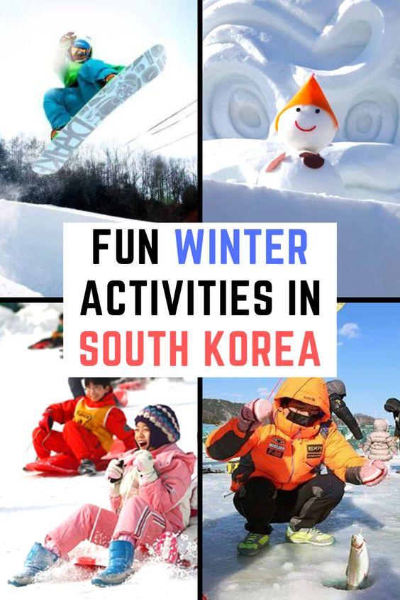 Winter In Korea Pinterest Pin 1