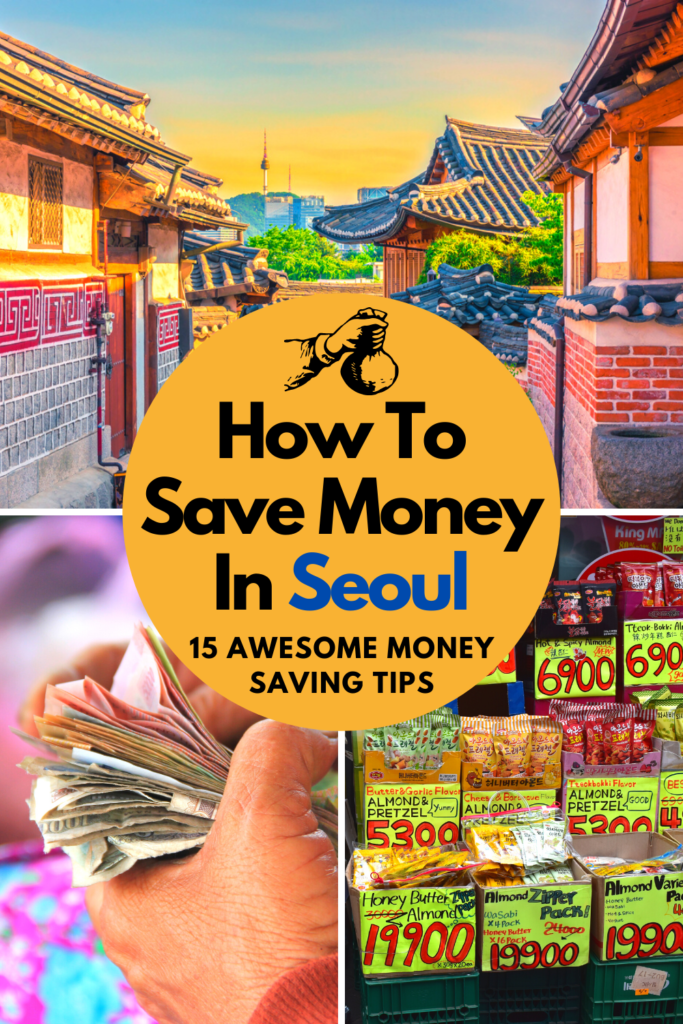 How To Save Money In Seoul Pin 3