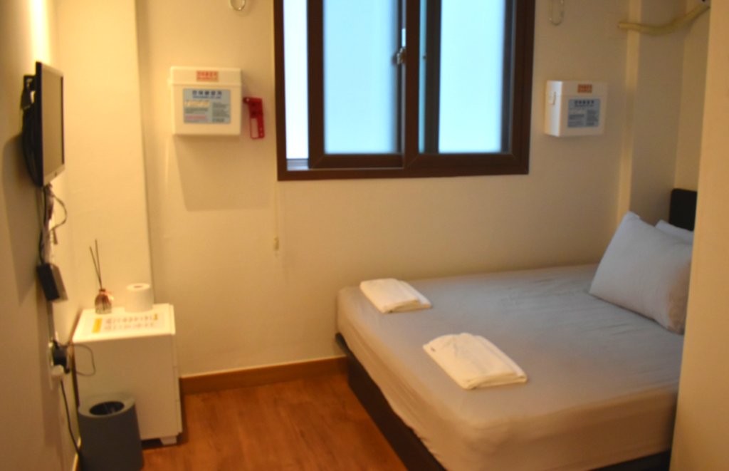 Cheap accommodation in Seoul