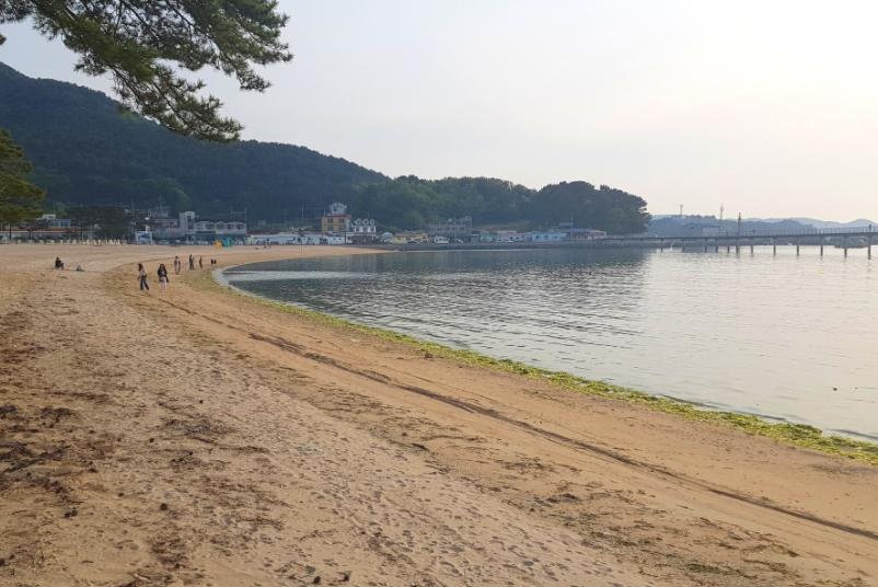 Beach at Geoje, Korea