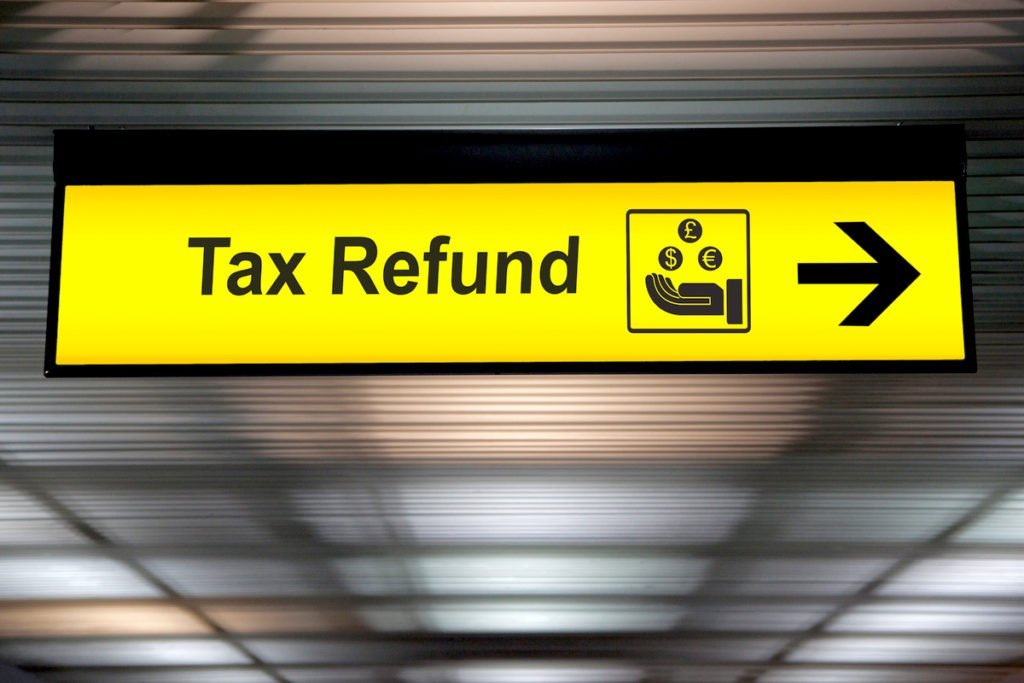 Get your tax back after visiting Seoul