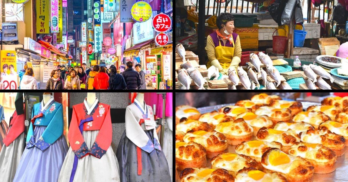 10 Best Traditional Markets In Korea