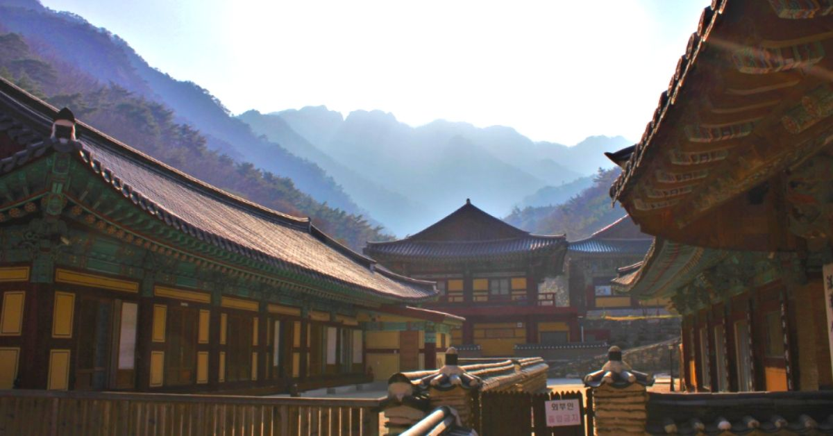 Guide To Doing A Temple Stay In Korea