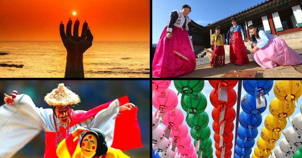 All The Best Festivals In Korea