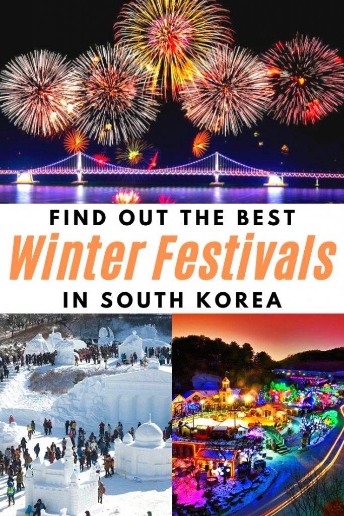 Winter Festivals In Korea: The Best Korean Winter Festivals