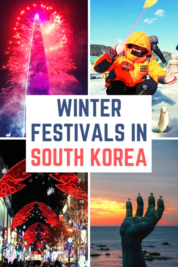 Winter Festivals In Korea Pinterest Pin 2