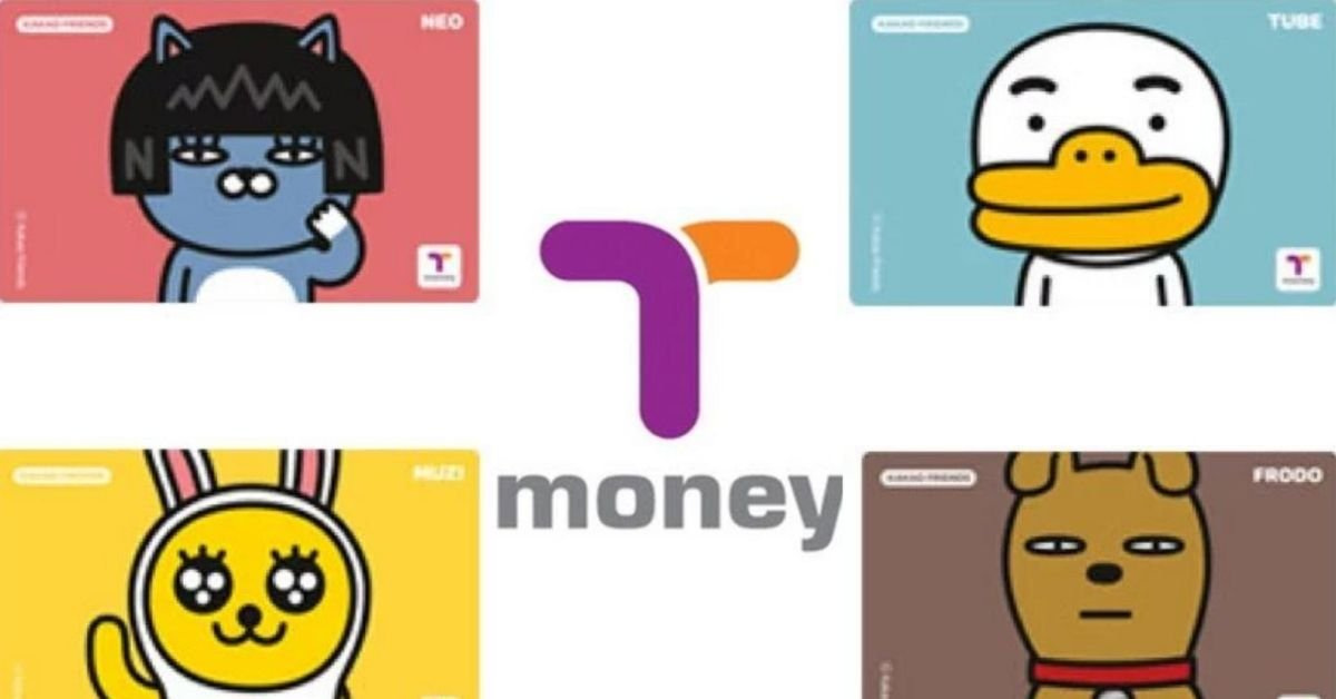 T Money Card In Korea: Why You Need A T Money Card