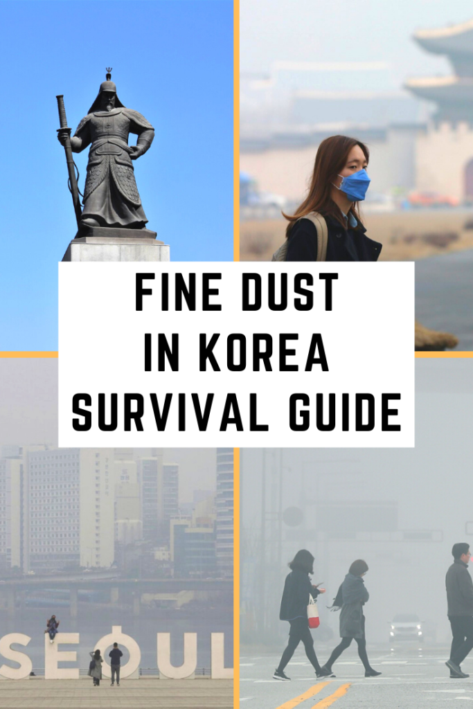 Fine Dust In Korea Pinterest Pin 2