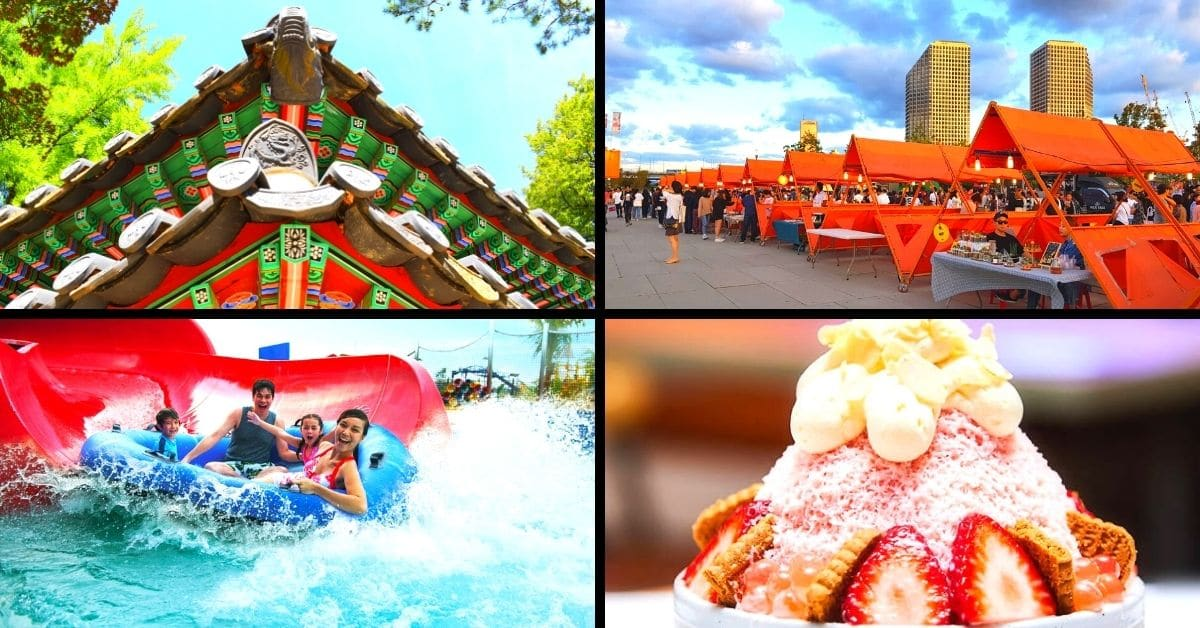 Summer In Korea: 20 Awesome Summer Activities