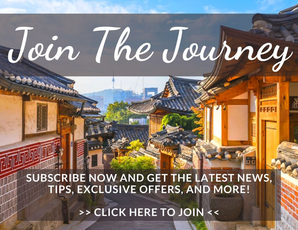 Joel's Travel Tips Subscribe Pic