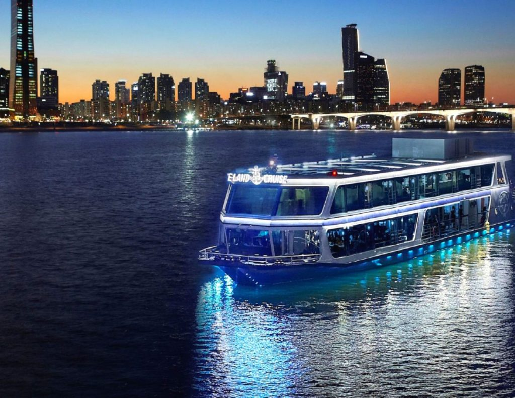 River Cruise on the Han River