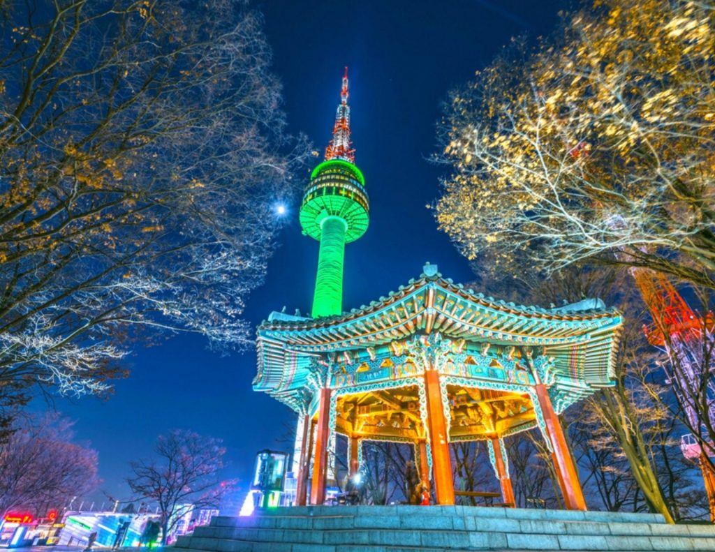 N Seoul Tower, Seoul should be in your Korean Travel Budget