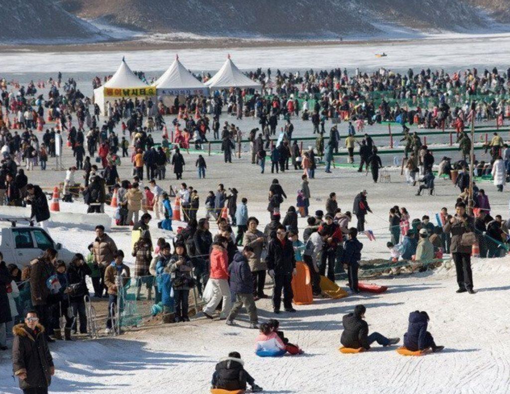 Inje Ice Fishing Festival