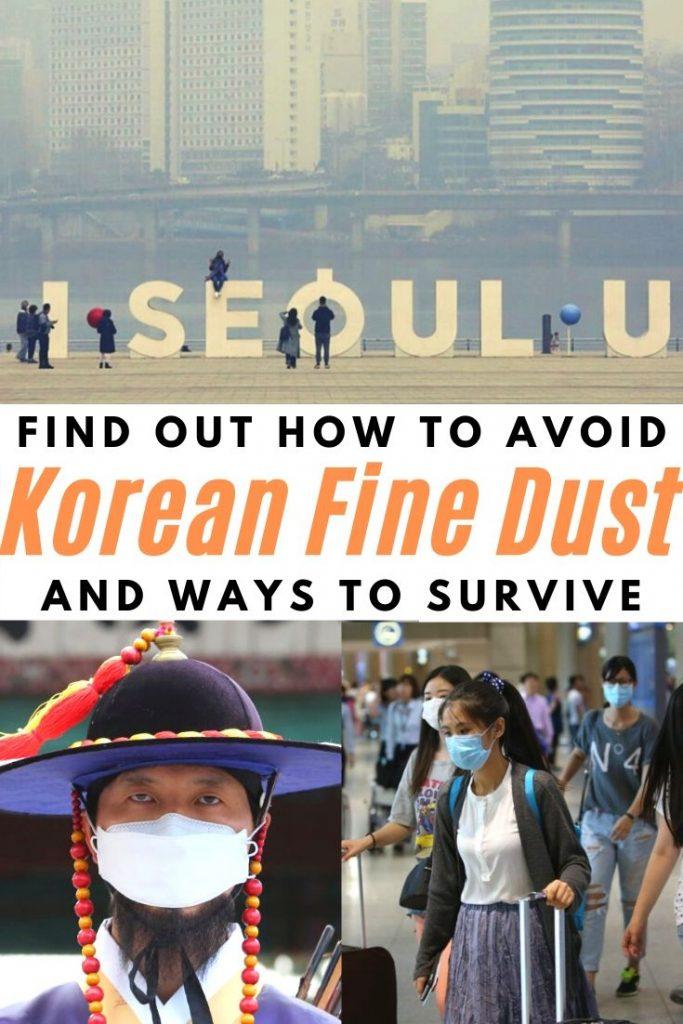 Fine Dust In Korea