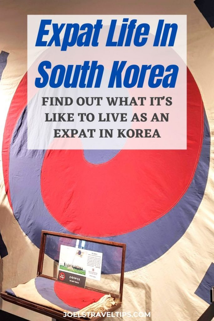 Living In Korea As An Expat