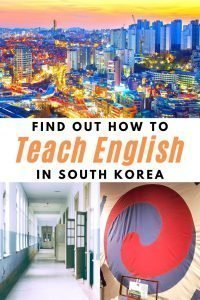 Teaching English In Korea With EPIK Pinterest Pin