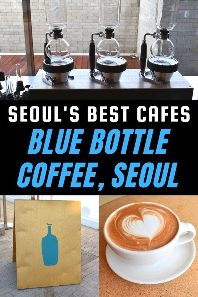 Blue Bottle Coffee Seoul