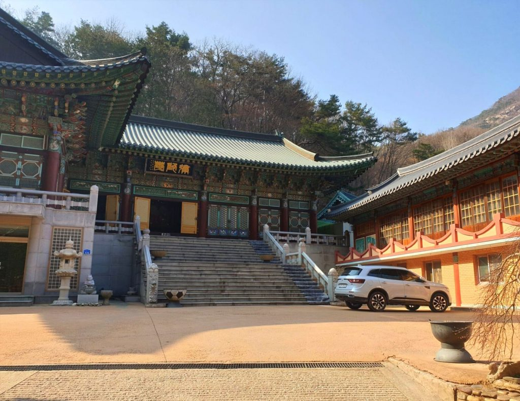 A Temple Stay In Korea Is a great way to learn about Korean Buddhism