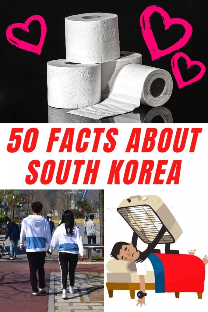 50 Facts About Korea