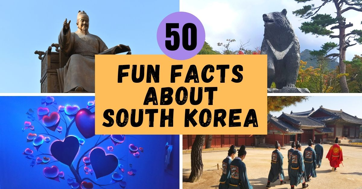 Fun Facts About South Korea Featured Image