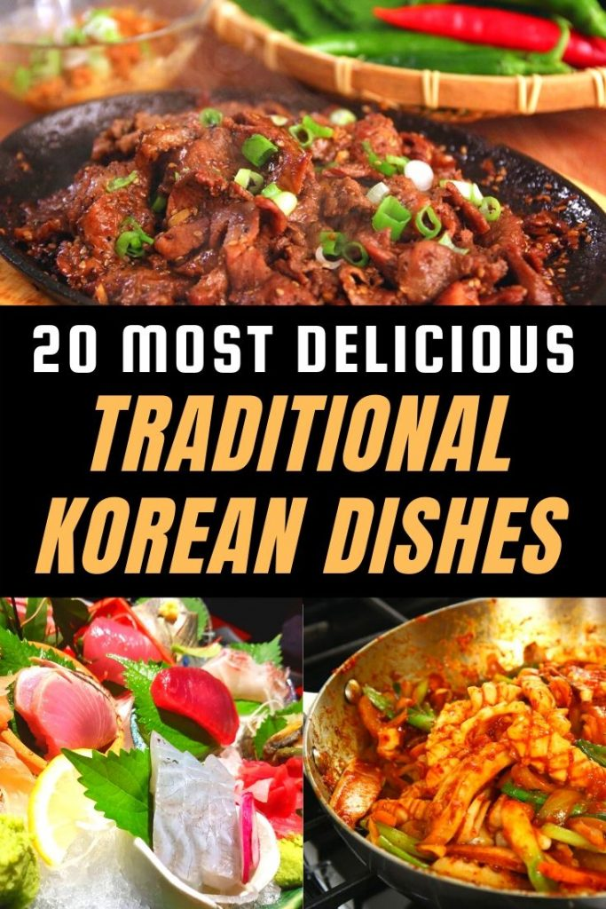 Amazing Traditional Korean Dishes You Have To Try