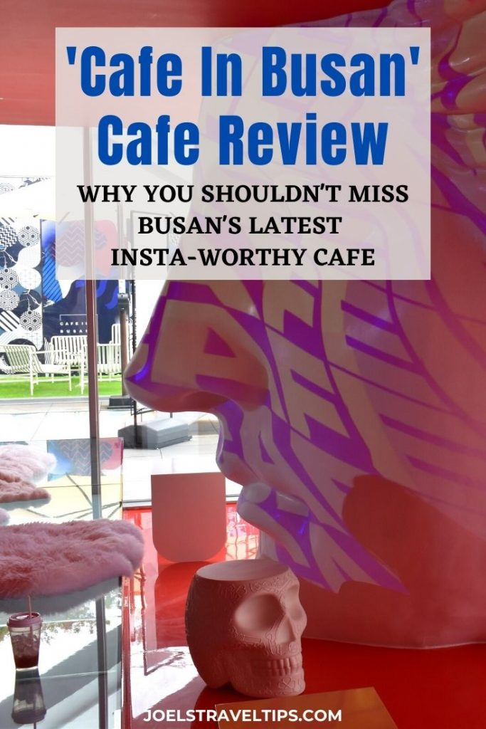 Cafe In Busan Review