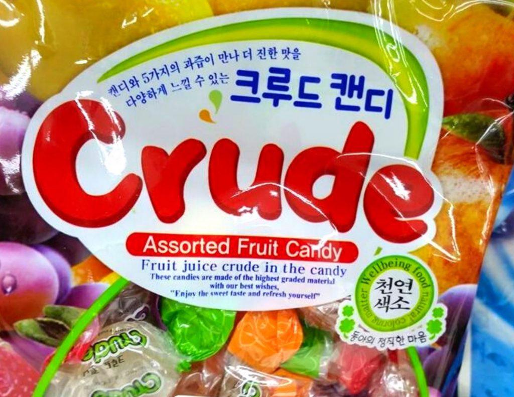 Crude Candy