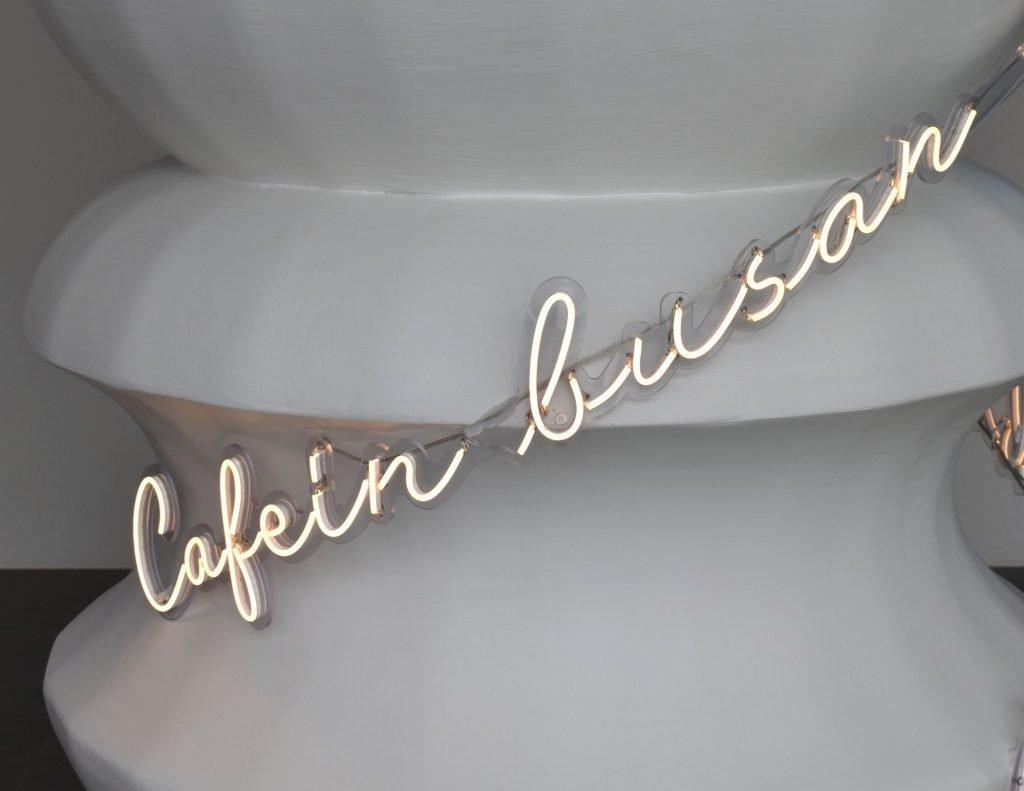 Cafe In Busan Logo