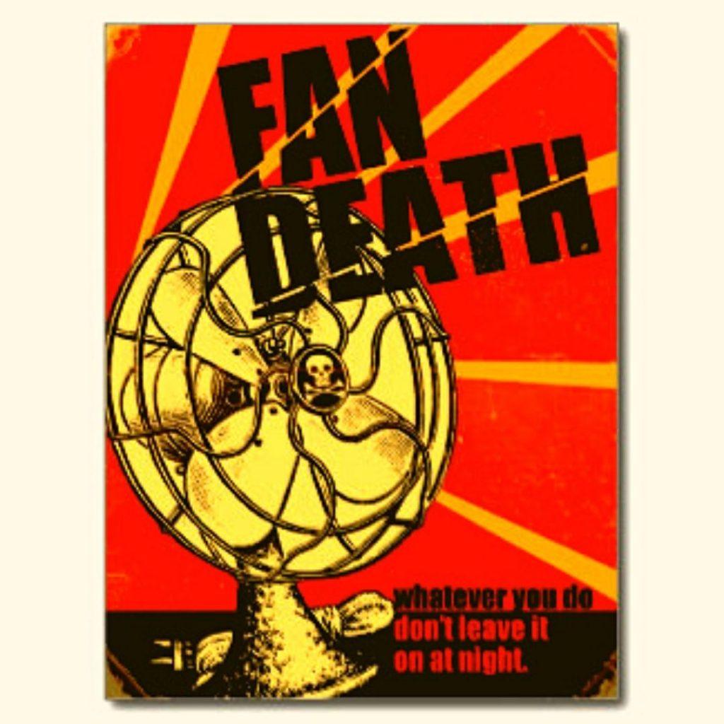 Fan Death Poster